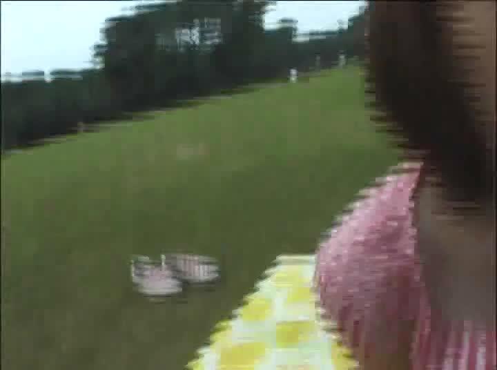 お外でするの大好きとかいう変態女が電車内や公園でバイブ挿入ガチオナニーwwwwww